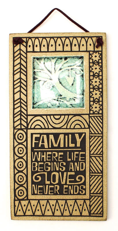 Family Glass and Ceramic Tile