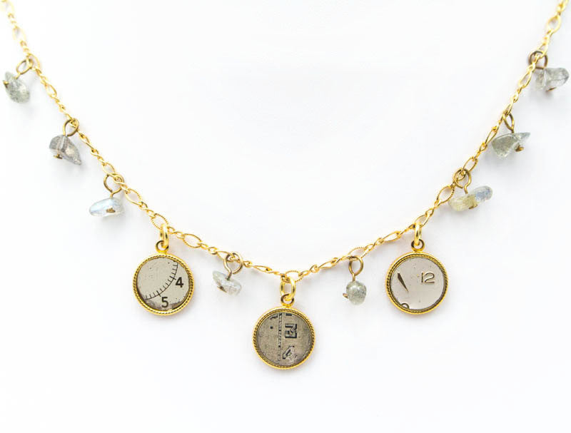 Montana Necklace by Wanna Buy a Watch?