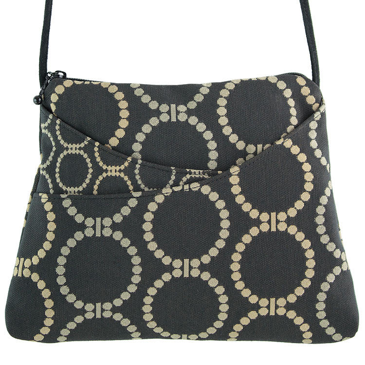 Maruca Sparrow Handbag in Linked Black
