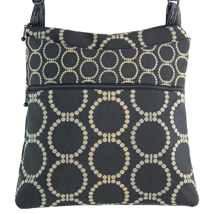 Maruca Spree Handbag in Linked Black