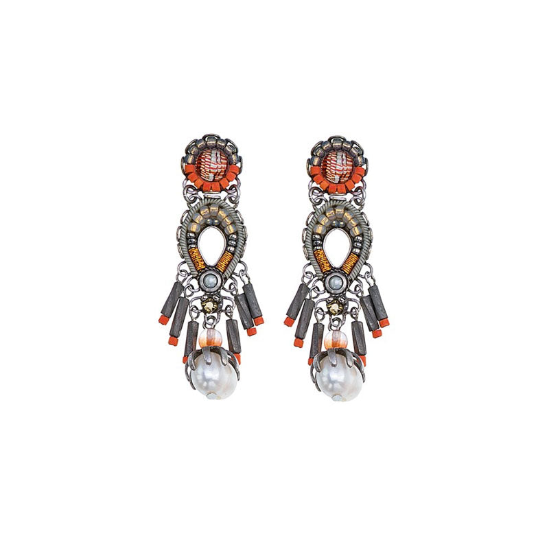 Caribbean Island Lydia Earrings by Ayala Bar