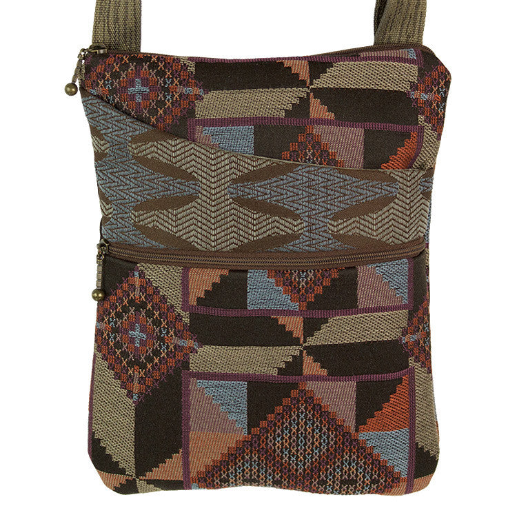 Maruca Pocket Bag in Quilt Earth