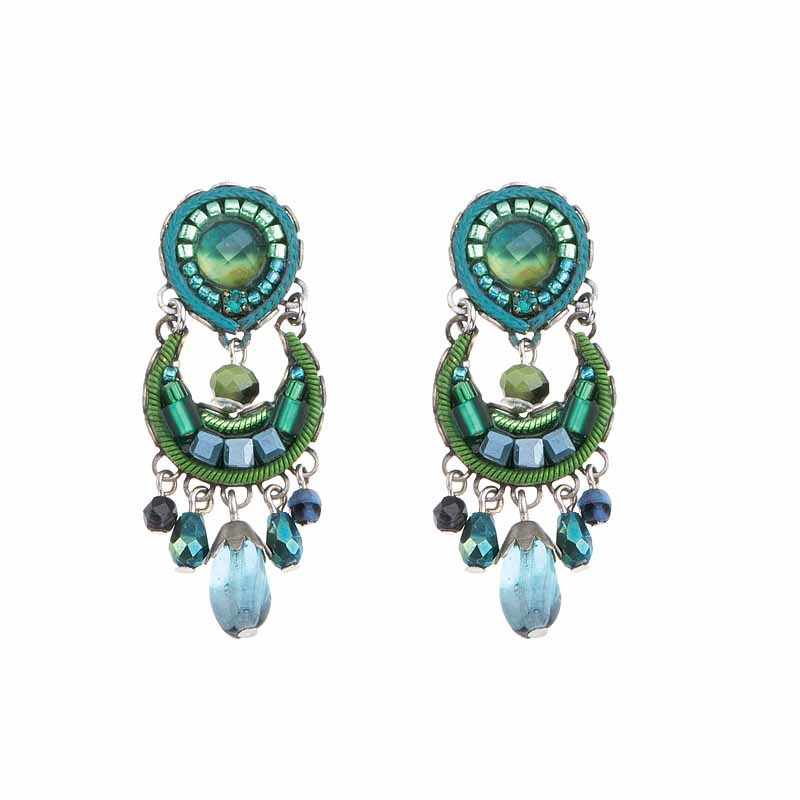 Green River Gilly Earrings by Ayala Bar