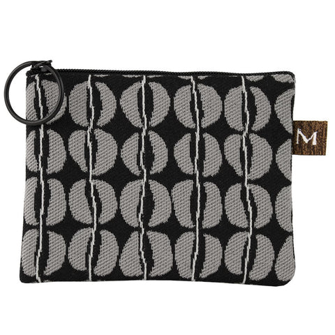 Maruca Coin Purse in Black Eyed Peas