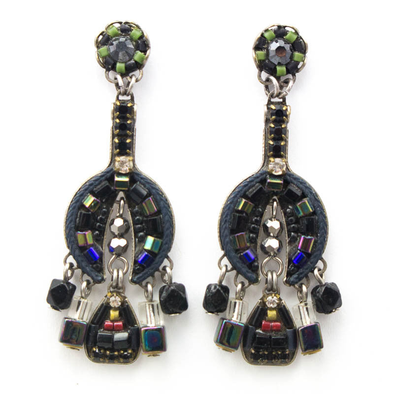 Outer Space Classic Collection Earrings by Ayala Bar