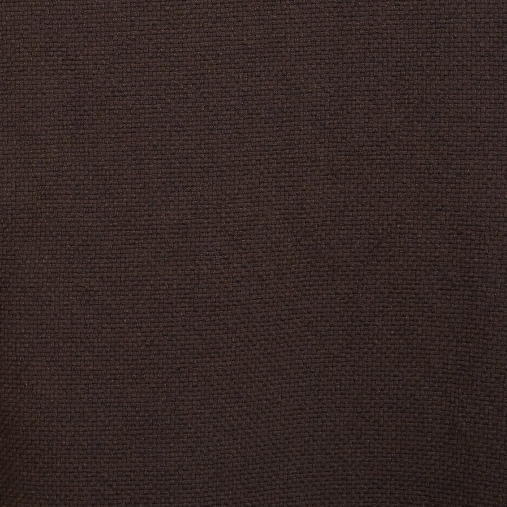 Monk's Cloth Table Square in Brown