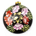 Daffodil Dillydally Large Round Ceramic Ornament