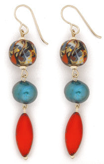 High Tide Earrings by Desert Heart