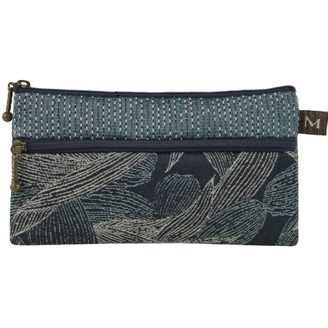 Maruca Heidi Wallet in Kelp Navy