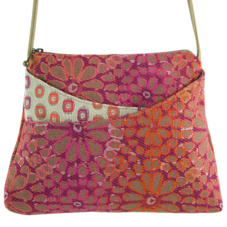 Maruca Sparrow Handbag in Botany Hot