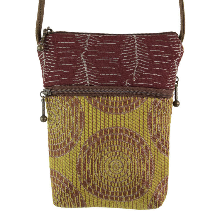 Maruca Sprout Handbag in Sliced Citron