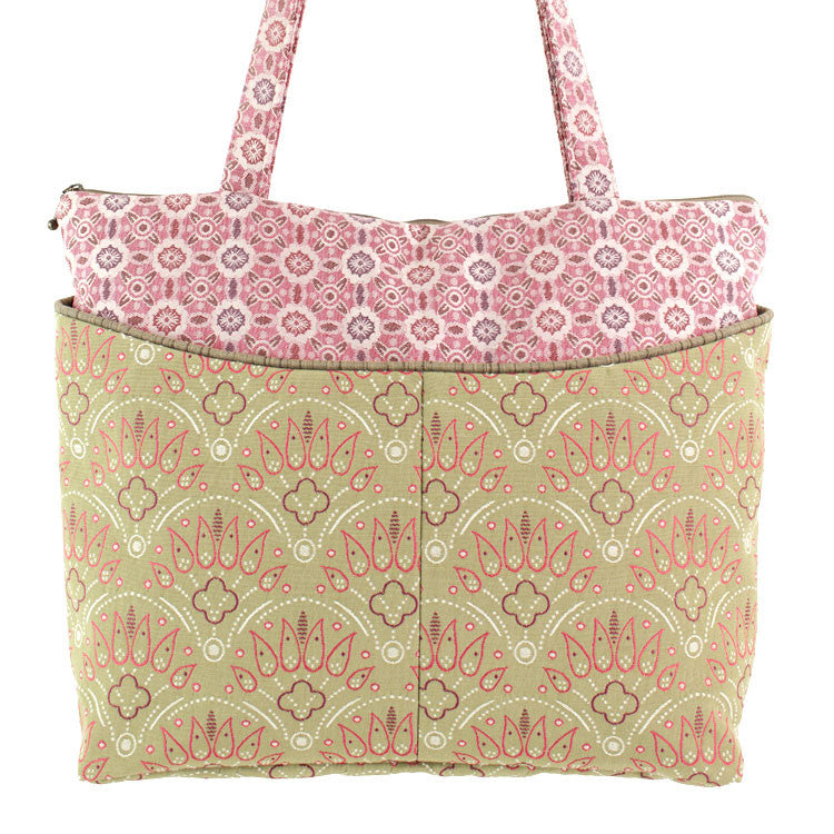 Maruca Tote Bag in Fandango