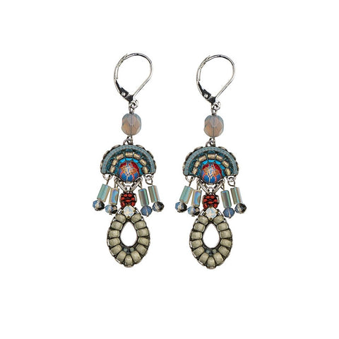 Blue Skies Savannah Earrings by Ayala Bar