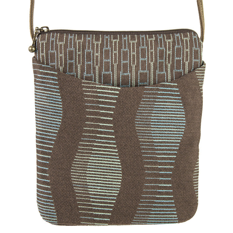 Maruca Cupcake Handbag in Acoustic Brown