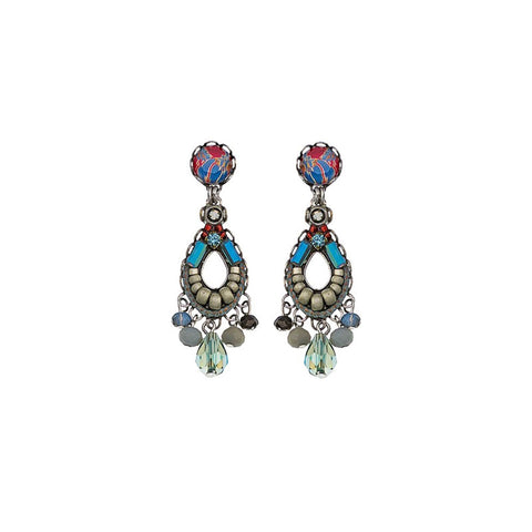 Blue Skies Natalia Earrings by Ayala Bar