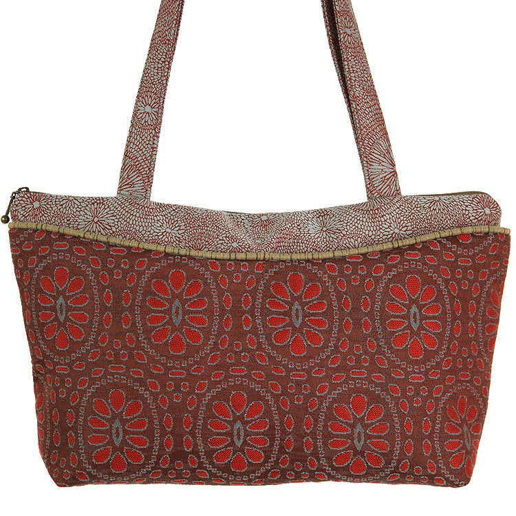 Maruca Andie Handbag in Sari Red