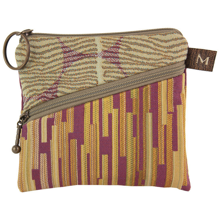 Maruca Roo Pouch in Boxcar Plum