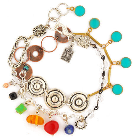 Dance of the Sun Bracelet by Desert Heart