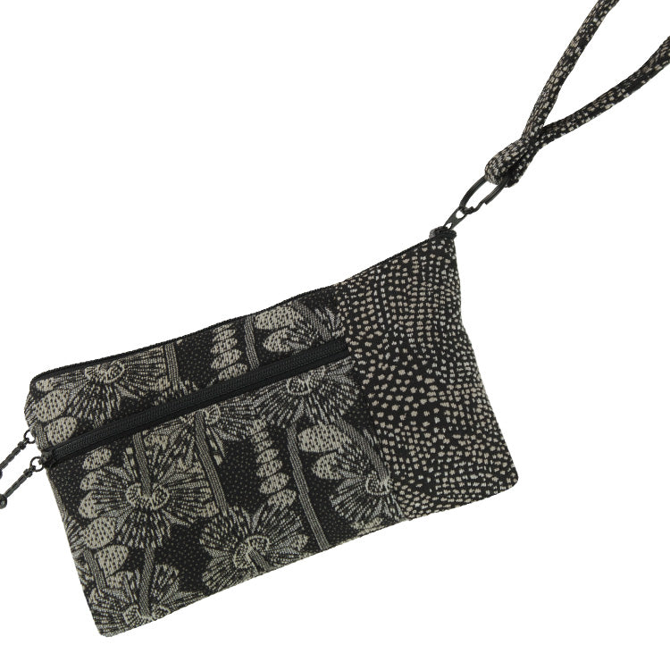 Maruca Beetle Wristlet in Aquatic Fusion