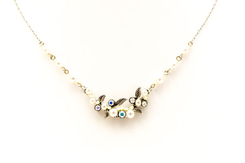 Pearl Necklace by Firefly Jewelry
