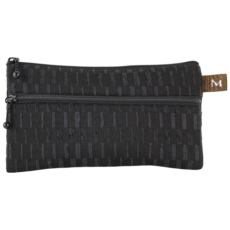Maruca Heidi Wallet in Basket Black