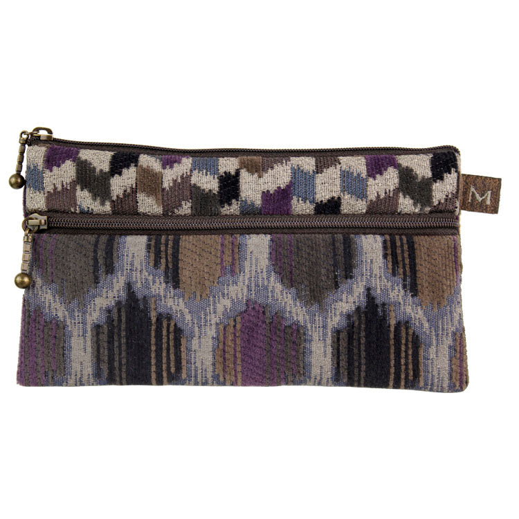 Maruca Heidi Wallet in Chenille Hex