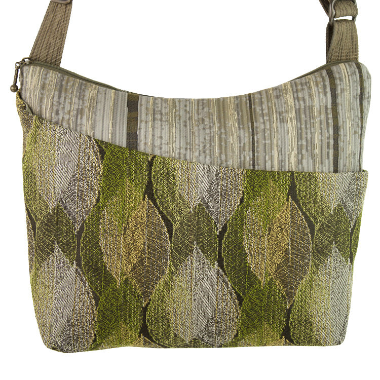 Maruca Cottage Bag in Fusion Leaf Green