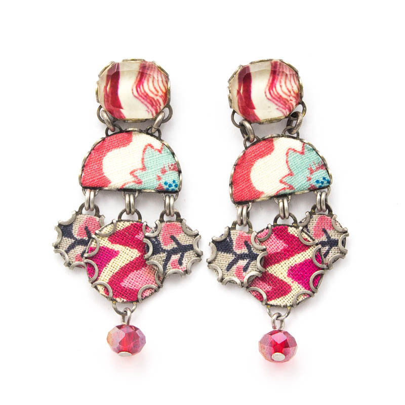 Wild Strawberry Hip Collection Earrings by Ayala Bar