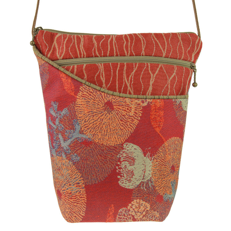 Maruca City Girl Handbag in Reef Coral