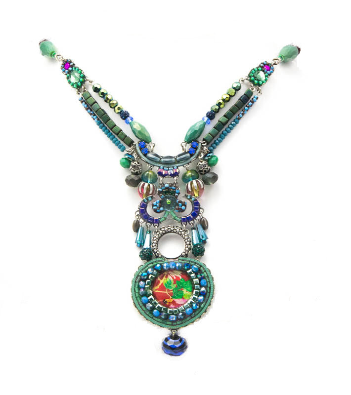 Emerald Cove Long Classic Collection Necklace by Ayala Bar