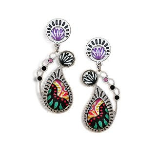 Fireworks Medium Earrings