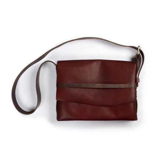 Leather Survivor Satchel - Available in Multiple Colors