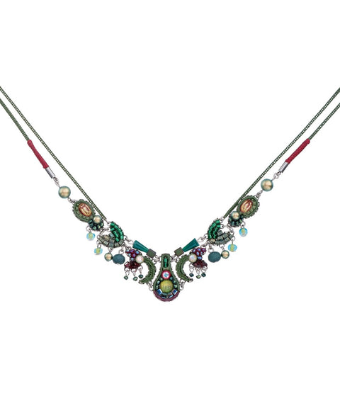 Summer Lawns Spectra Necklace by Ayala Bar