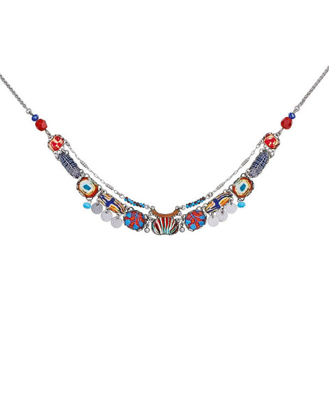 Afro-Desia Loraine Necklace by Ayala Bar