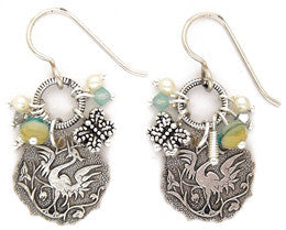 By the River Earrings by Desert Heart