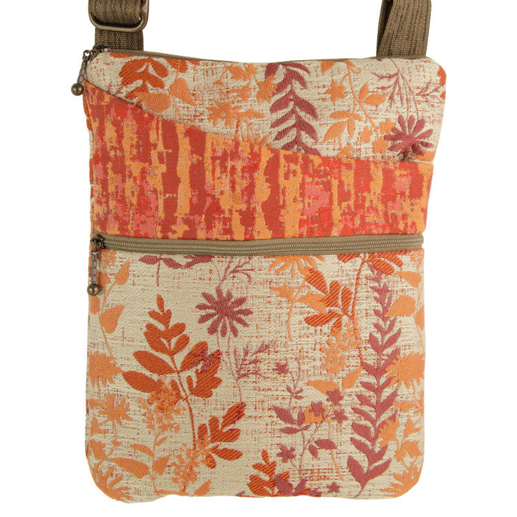 Maruca Pocket Bag in Fern Hot