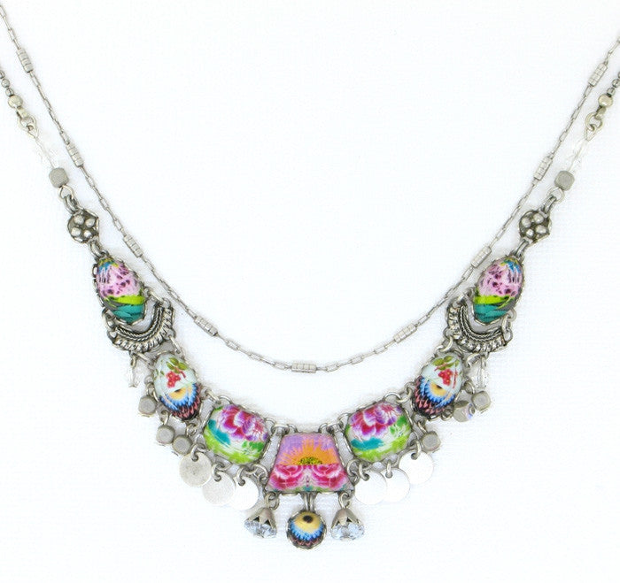Cactus Bloom Large Radiance Collection Necklace by Ayala Bar