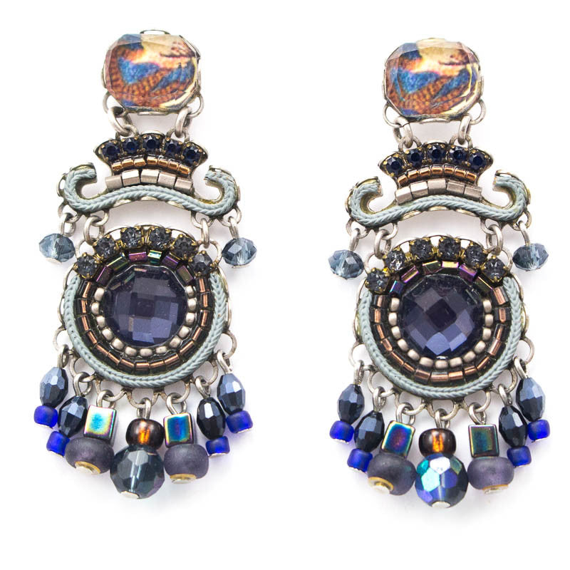 Midnight Dreams Classic Collection Earrings by Ayala Bar