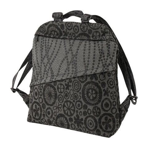 Maruca Backpack in Mod Black