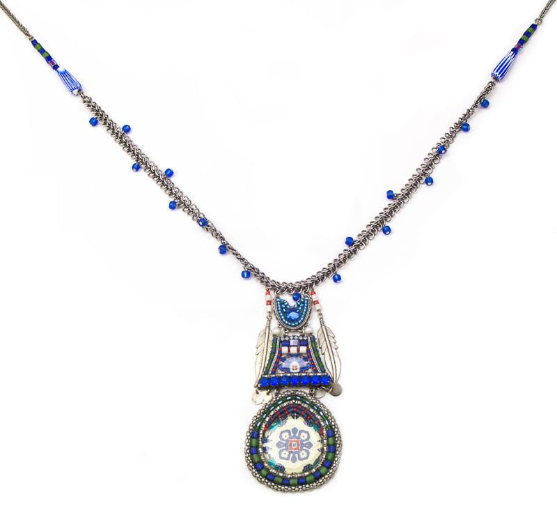 Riviera Maya Classic Collection Necklace by Ayala Bar