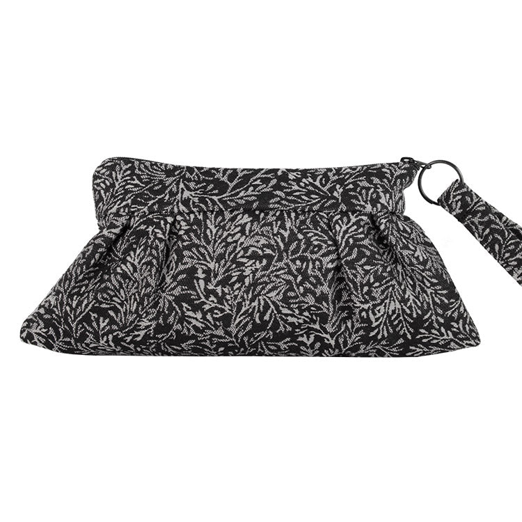 Maruca Chica Wristlet in Night Heather