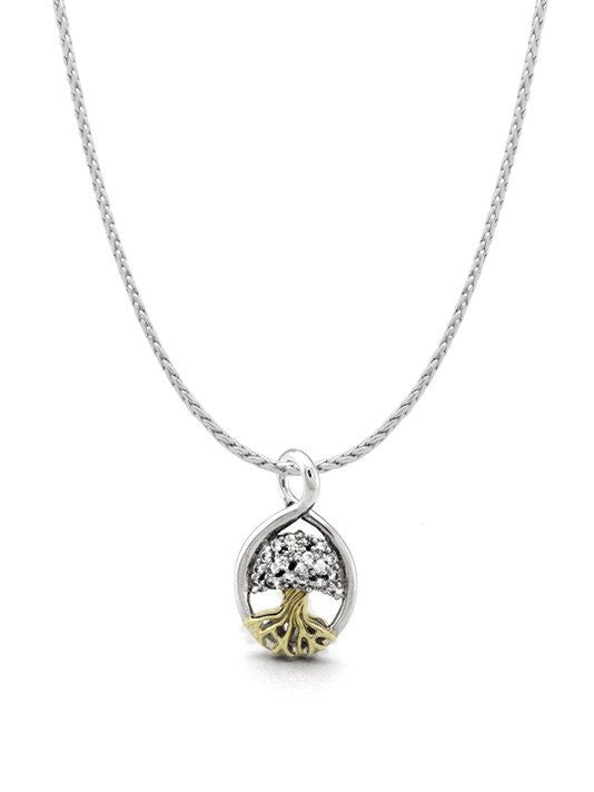 Tree of Life Pendant Necklace by John Medeiros