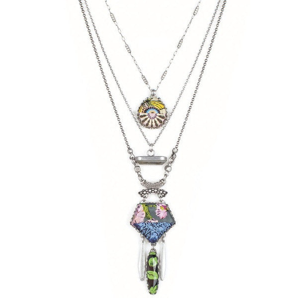 Baja Breeze Layered Radiance Collection Necklace by Ayala Bar