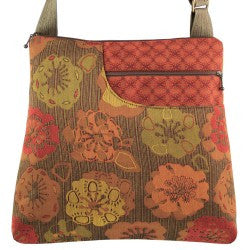 Maruca Worker Bee Handbag in Urchin Flower Warm