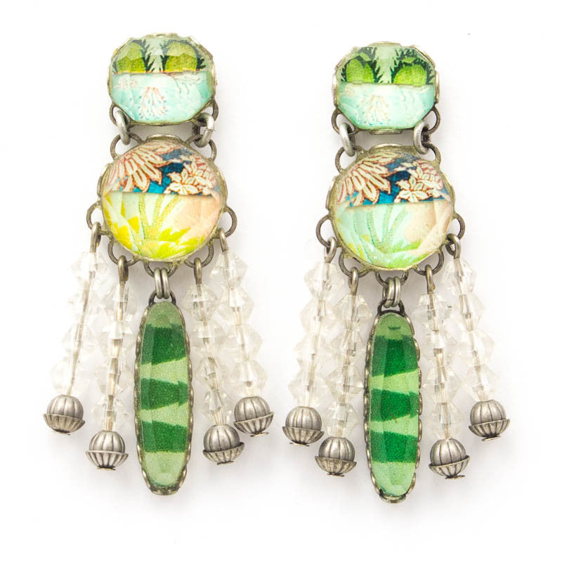 Forest Nymph Radiance Collection Earrings by Ayala Bar