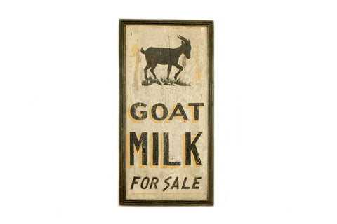 Goat Milk for Sale Americana Art