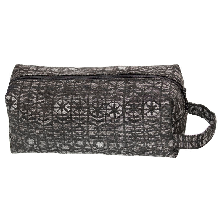 Maruca Ditty Bag in Hedge Black