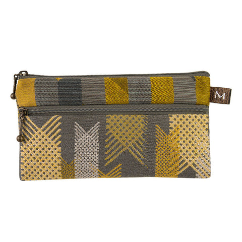 Maruca Heidi Wallet in Lattice Grey