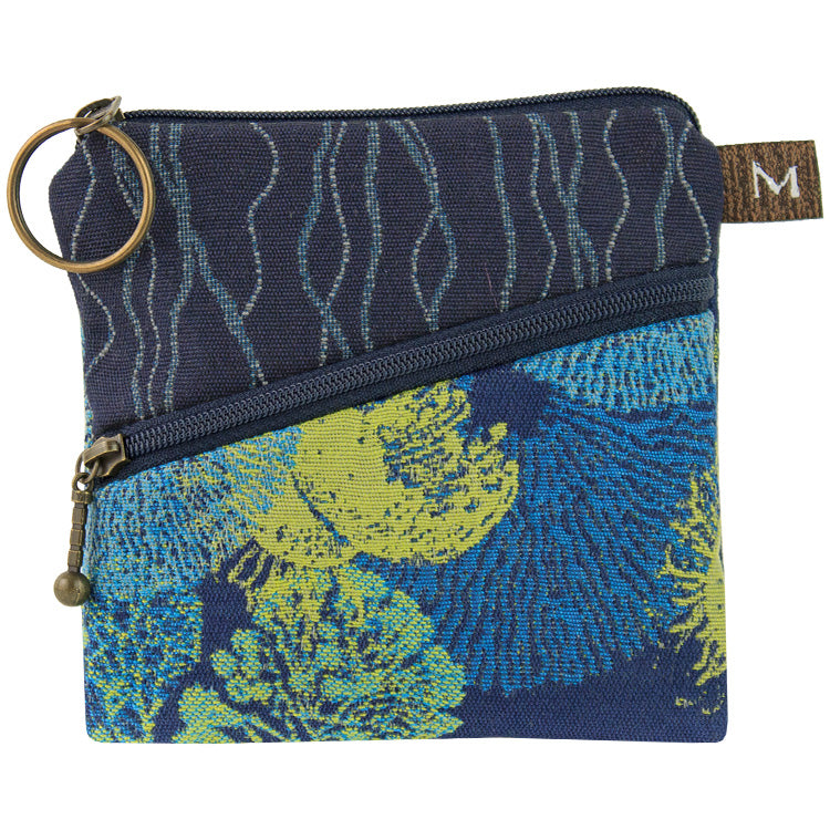 Maruca Roo Pouch in Reef Navy