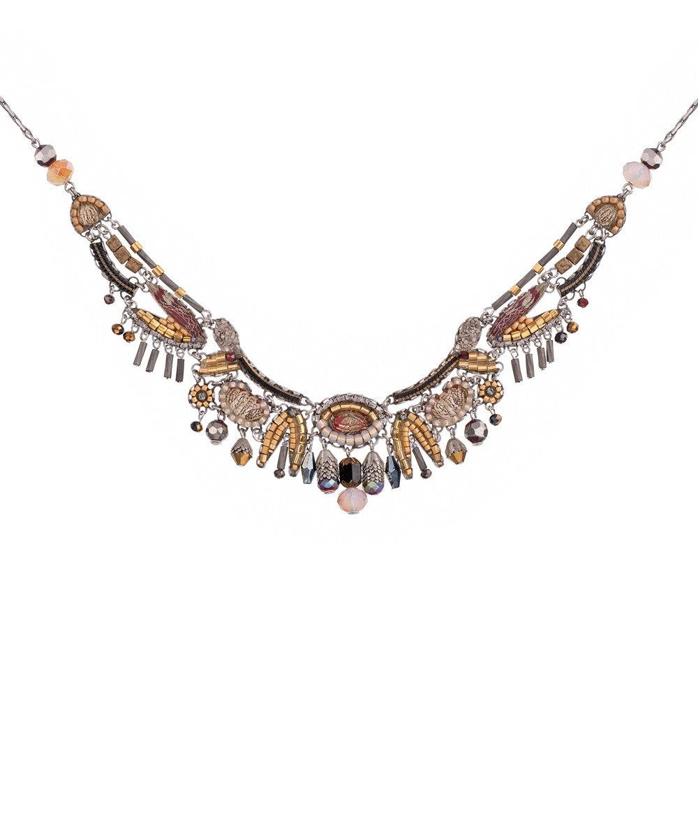 Golden Fog Europa Necklace by Ayala Bar